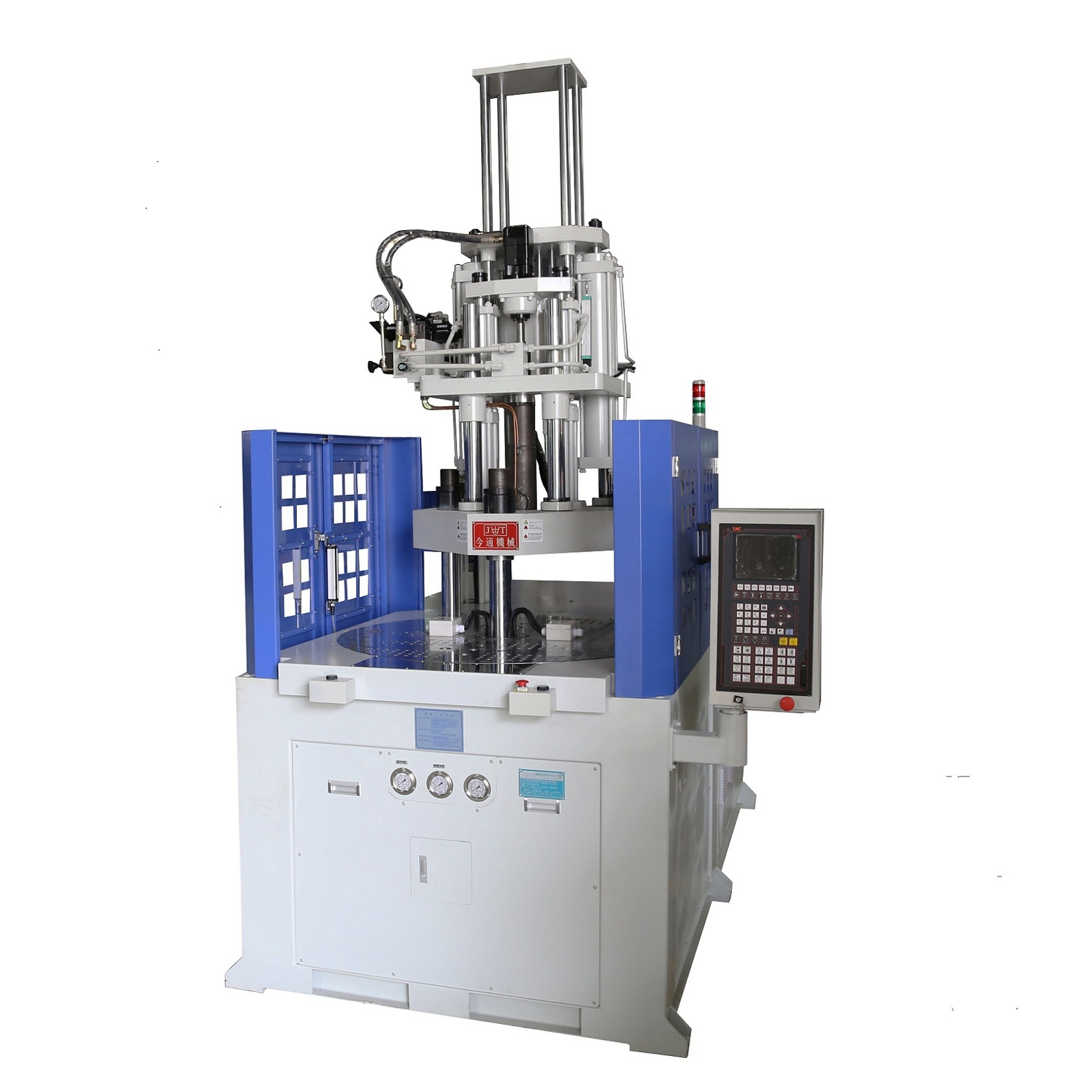 BMC Vertical Injection Molding Machine JTT-850R BMC
